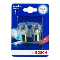 Bosch Autolampe P21W - P21W Lampen Produktbild