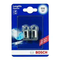 Bosch Autolampe LONGLIFE - R5W Lampen Produktbild