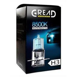 Gread Lights H3 Halogen Lampen - H3 Lampen Produktbild