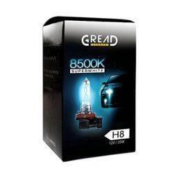 Gread Lights H8 Xenon Optik - H8 Lampen Produktbild