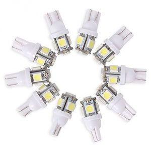 Unser SMD LED-Test Tipp: SMD LED Standlicht Lampe Birne Licht Weiß von Neuftech