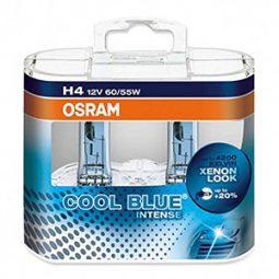 Osram COOL BLUE INTENSE - H4 Lampen Produktbild