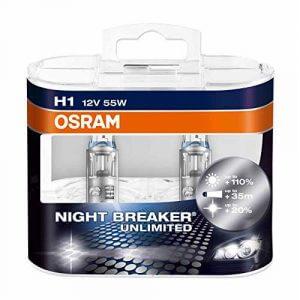 Unser H1-Test Tipp: NIGHT BREAKER UNLIMITED H1 von Osram
