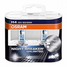 Osram NIGHT BREAKER UNLIMITED - H4 Lampen Produktbild