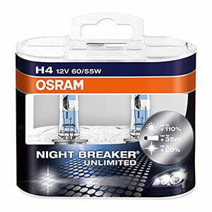 Unser H4-Test Tipp: NIGHT BREAKER UNLIMITED von Osram