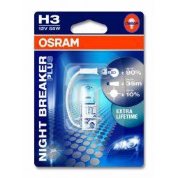 Osram Night Breaker Plus H3 - H3 Lampen Produktbild