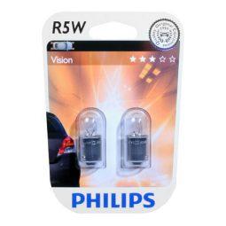 Philips Kugellampe Vision - R5W Lampen Produktbild