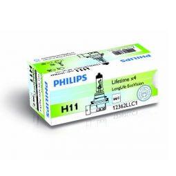 Philips LongLife EcoVision H11 - H11 Lampen Produktbild