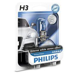 Philips WhiteVision Xenon-Effekt H3 - H3 Lampen Produktbild