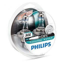 Philips X-tremeVision - H4 Lampen Produktbild