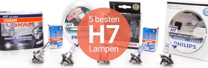 H7 Lampen 2021
