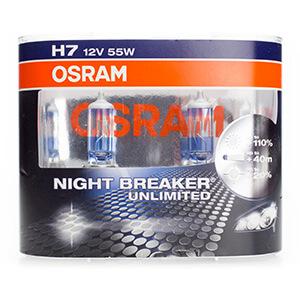 Unser H7-Test Tipp: Night Breaker Unlimited H7 von Osram